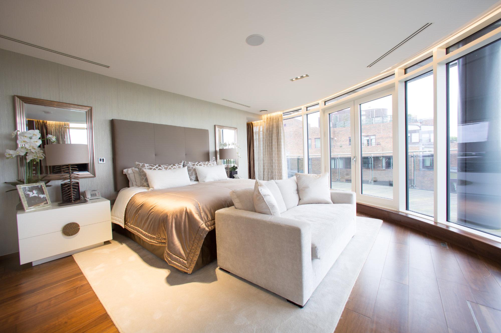 Penthouse, The Atrium Apartments, London - Advanced ...